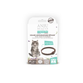 Collier insectifuge pour chat 35 cm 407143