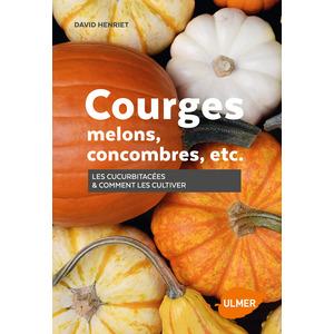 Courges, Melons, Concombres etc. 96 pages Éditions Eugen ULMER 407932