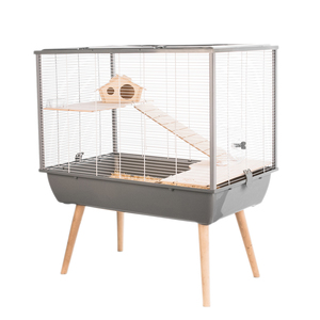 Cage Neo Silta Gris 77.5x47.5x58 cm 408125