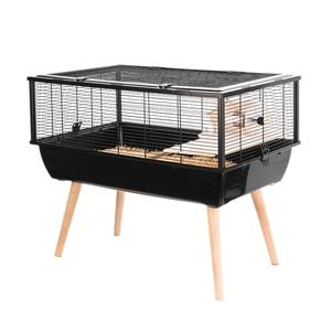 Cage Neo Nigha Noir 78x48x36 cm 408127