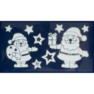 Etiquette Père Noel - 24x44,5 cm 409730