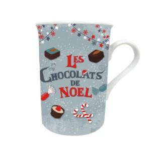 Mug gourmandises de Noël – 9x9 cm 411602