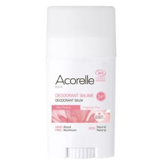 Déodorant baume sans parfum - Stick de 40 gr