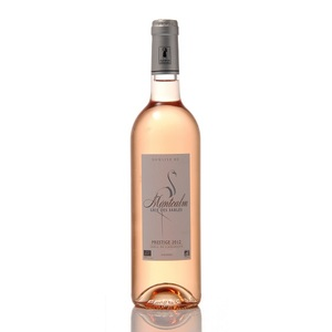 Vin rosé IGP Sables de Camargue en bouteille de 75 cl