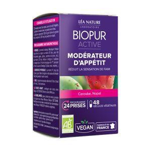 Gélules végétales active modérateur d'appétit en boite de 48 unités 413656
