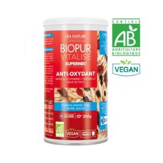 Supermix antioxydant vitalise bio en boite 200 g 413671