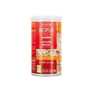 Supermix levure boost vitalise bio en boite 120 g 413677