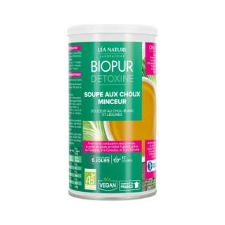Soupe aux choux minceur detoxine bio en boite 180 g 413678