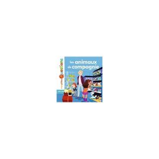 Les Animaux de Compagnie Mes P'tites Questions dès 6 ans Éditions Milan 413815