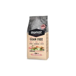 Ownat grain free just adult chicken cat 3kg 413897