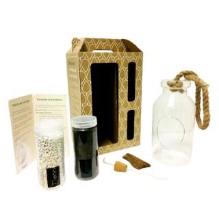Kit pour Terrarium Bottle L