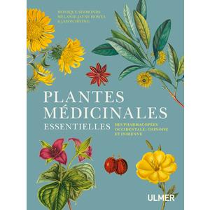 Plantes Médicinales Essentielles 224 pages Éditions Eugen ULMER 415574