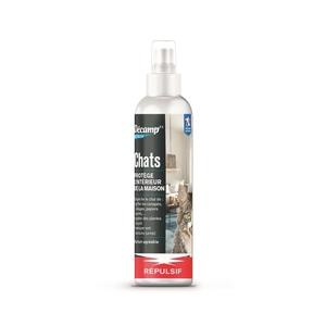 Répulsif Chats Intérieur 200 ml Spray 4,5x4,5x18 cm 416233