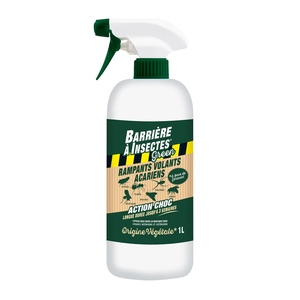 Barrière à insectes volants, rampants et acariens en spray de 1 L 416331