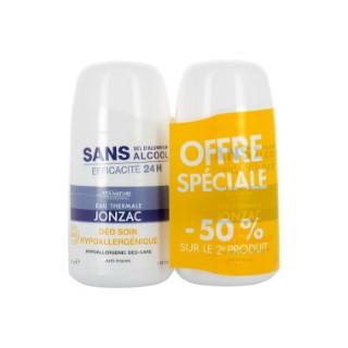 Duo de déodorant bio nutritive en format de 2 x 50 ml 417067