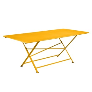 Table de jardin Cargo FERMOB Miel L190xl90xh74 417689