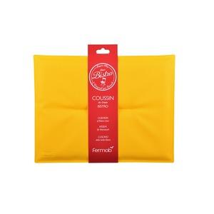 Coussin bistro Fermob coloris miel en TTE et mousse 28 x 38 cm 417741