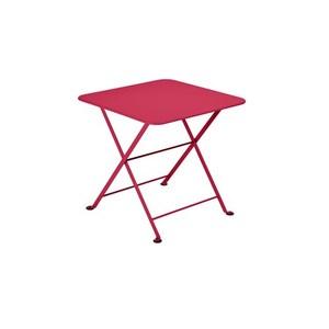 Table basse Carrée Tom Pouce Bistro Rose praline 417872