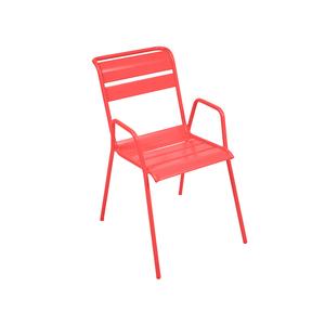 Fauteuil Monceau coloris capucine Fermob 417876