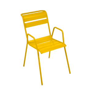 Fauteuil Monceau coloris miel Fermob 417877