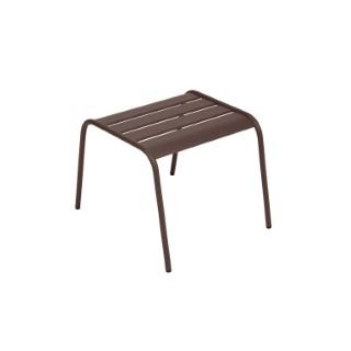 Table basse Monceau Rouille 417942