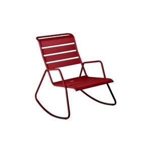 Rocking chair Monceau piment 418007