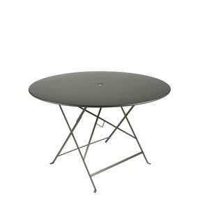 Table de jardin ronde pliante Bistro FERMOB romarin 117 x 74 cm 418076