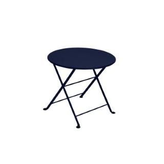 Table basse Tom Pouce Bleu abysse 55 x 49 cm 418157