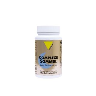 Complexe sommeil avec mélatonine en boite de 30 gélules 418451