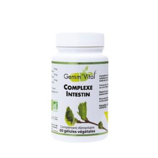 Complexe intestin bio en boite de 60 gélules 418472