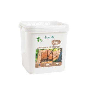 Activateur de compost 3kg botanic® 418541