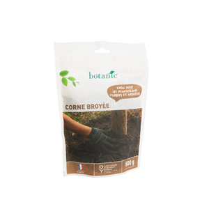 Engrais corne broyée 500 gr botanic® 418544