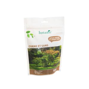Engrais corne & sang 500 gr botanic® 418549