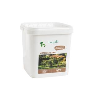 Engrais corne & sang 2,5 kg botanic® 418550