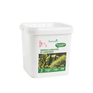 Engrais arbres et arbustes 3 kg botanic® 418585