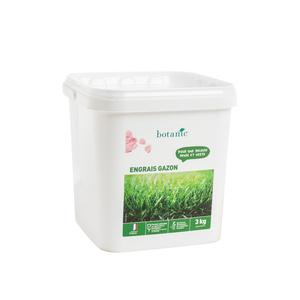 Engrais gazon 3 kg botanic® 418595
