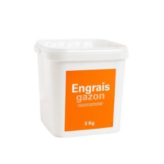 Engrais gazon 3 kg 418596