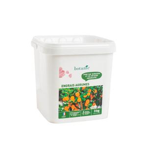 Engrais agrumes 3 kg botanic® 418614