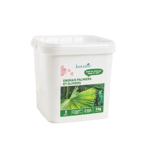 Engrais palmiers et oliviers 3 kg botanic® 418621
