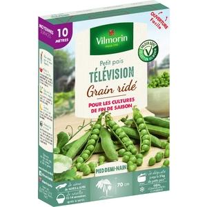 Graines de Pois nain Télévision en étui 419409