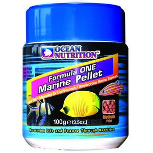 Granulés Formula One Medium pour poissons - 100g 423532