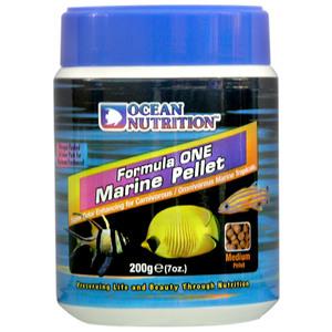 Granulés Formula One Medium pour poissons - 200g 423533