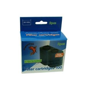 Cartouche de filtration aqua flow 100 424782