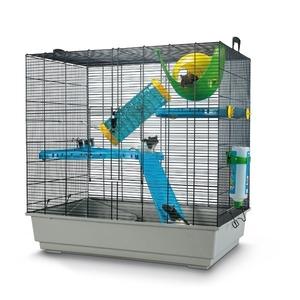 Cage rongeurs et furets Freddy 2 Max grise Savic