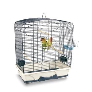 Cage oiseaux Carmina 50 bleu Savic