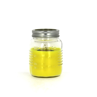 Bougie à la citronnelle anti-moustiques 426323