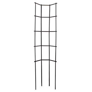 Treillis Citadin à piquer Trapèze marron à grande maille 23,5x100 cm 426390