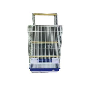 Cage Perruche Ouverte 52x41x78 Cm
