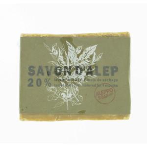 Savon d'Alep 20% 200 g 431680