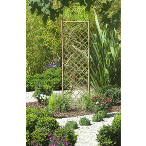 Treillis Bamboo, en bambou, 50 x 170 cm 43187